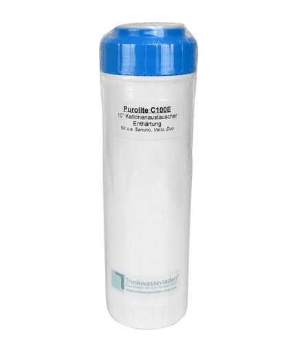 "Filter Cartridge Water Softening Enthärtung 9 3/4"" bis 10"""